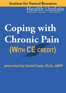 Picture of Coping with Chronic Pain - Streaming Video (w/home-study credit)