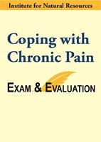 Picture of Coping with Chronic Pain - Exam & Evaluation ONLY