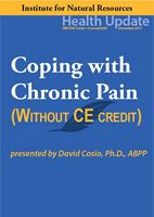 Picture of Coping with Chronic Pain - Streaming Video only