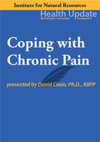 Picture of Coping with Chronic Pain: Presented by David Cosio - DVD only