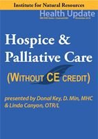 Picture of Hospice & Palliative Care - streaming video only