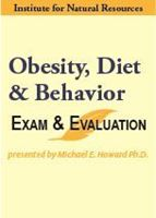 Picture of Obesity, Diet, & Behavior - Exam & Evaluation ONLY