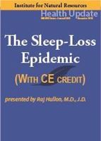 Picture of The Sleep-Loss Epidemic - Streaming Video (w/Home-study exam)