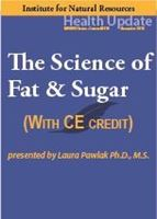 Picture of The Science of Fat & Sugar - Streaming Video (w/Home-study exam)
