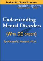 Picture of Understanding Mental Disorders - Streaming Video (w/Home-study Exam)