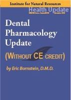 Picture of Dental Pharmacology Update - Streaming Video only