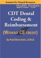 Picture of CDT Dental Coding & Reimbursement - Streaming Video only