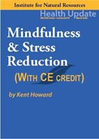 Picture of Mindfulness & Stress Reduction - Streaming Video (w/Home-study)