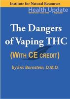 Picture of The Dangers of Vaping THC - Streaming Video - 3 Hours (w/Home-study Exam)