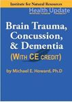 Picture of Brain Trauma, Concussion, & Dementia - 6 Hours - Streaming Video (w/Home-study exam)